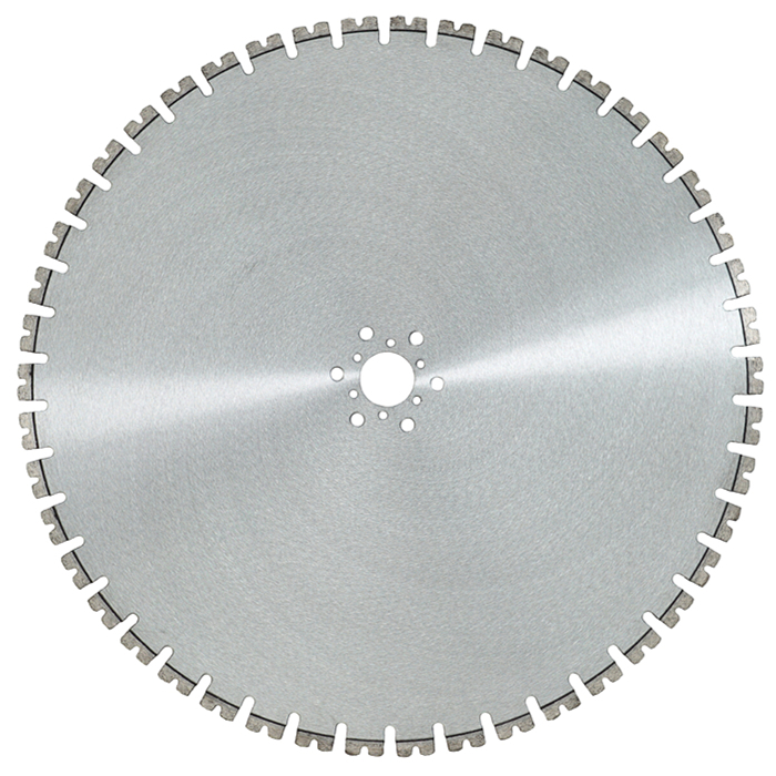 900mm Laser welded diamond wall saw blade