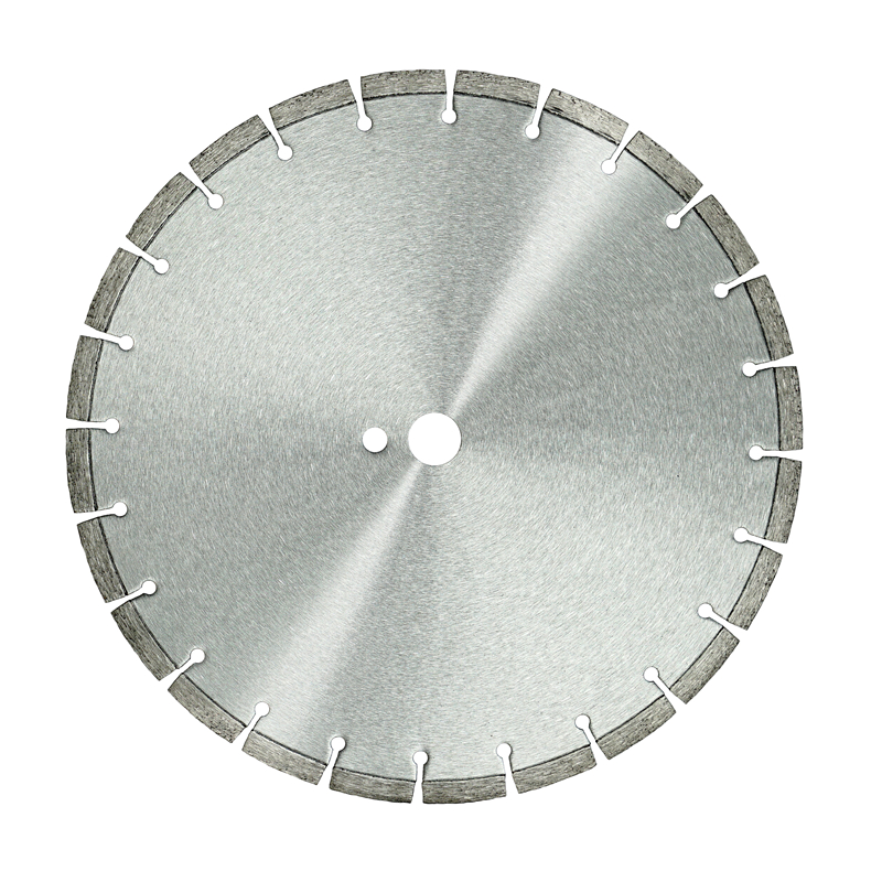 300-500mm Laser welded diamond saw blade for general purpose